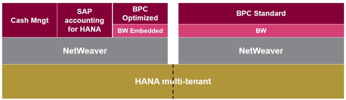 S4hana finance BPC implementation